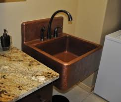 copper bathroom faucet copper bathroom sinks realie org