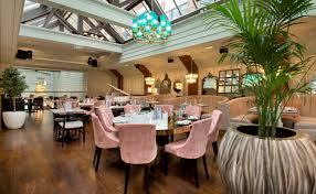 living room restaurant manchester