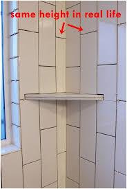 Shower Shelves Shelf Design Travertine Corner Shower Shelf Storage Furniture