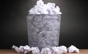 recyclage papier de bureau réduire l impact de la consommation de papier des entreprises