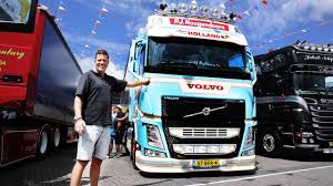 volvo trucks youtube volvo trucks a rare shade of blue on this old u0027s cool designed