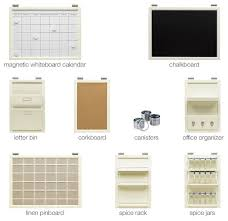 Pottery Barn Calendar Stunning Home Office Wall Organization Systems Build Your Own
