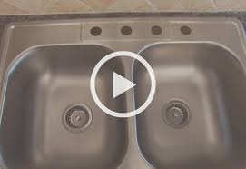 How To Install A Kitchen Sink Faucet by How To Install A Two Handle Kitchen Faucet At The Home Depot
