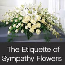funeral flower etiquette funeral flowers free delivery from houston sympathy flower shop