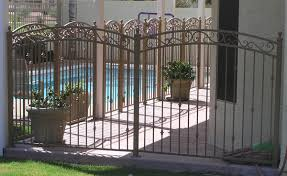 creek fence creek wrought iron fencing iron fence