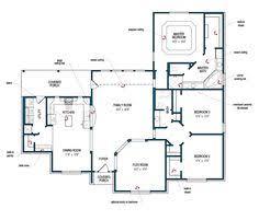 Tilson Home Floor Plans Pinterest U2022 The World U0027s Catalog Of Ideas