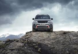 land rover 2018 official 2018 land rover discovery svx gtspirit