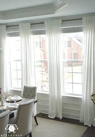 livingroom curtain ideas ikea ritva curtain panels in dining room pinteres