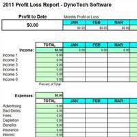 Small Business Tax Spreadsheet by Dynotech Business Software Solutions And Spreadsheets