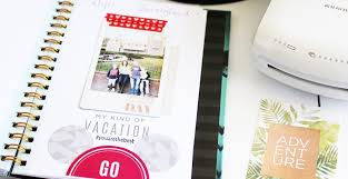 tropical photo album tropical instax scavenger hunt album heidi swapp