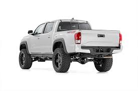 4in suspension lift kit for 2016 2017 toyota 4wd tacoma 75720