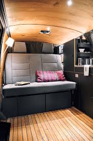 Camper Interior Decorating Ideas by Moormann Kuh6 6 Camper Pinterest