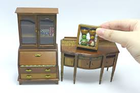 dollhouse furniture 4 set dollhouse furniture kid toy bathroom