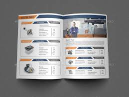 product brochure template free 10 excellent auto catalog templates for free