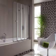 Shower Doors On Tub Folding Bathtub Doors Foter