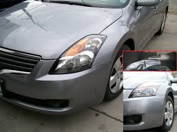 altima nissan 2008 collision repair u2013 2008 nissan altima five star auto body and paint