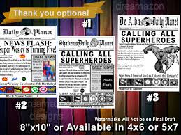 super hero invitationsuperhero birthday invitation marvel