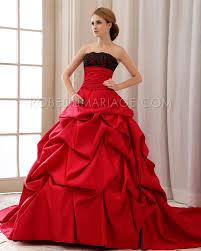 robe de mari e bicolore robe du mariage bicolore jupe le ornée de ruches dentelles en