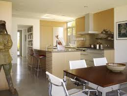 modern perfection a creation by ehrlich architects kitchen via
