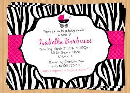 zebra baby shower baby shower invitation templates zebra baby shower invitations