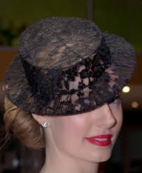lace headwear 152 best wire frame hats avant garde or traditional images on