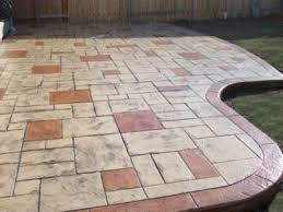 Concrete Patio Houston Concrete Patios Houston Tx Photo Gallery Texas Concrete