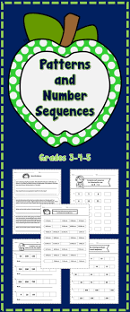 pattern games for third grade number patterns number number patterns and math