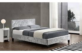 Bed Frame Only Berlin Fabric Bed Or Ottaman Bed Frame Only Carpets Laminate