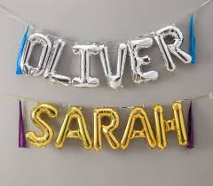 balloon letters 34 best names images on balloon decorations balloon