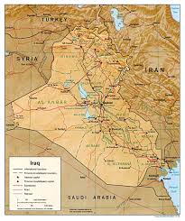 World Map Of Deserts Iraq Maps Perry Castañeda Map Collection Ut Library Online