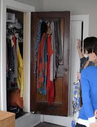 organizing a small closet with room to grow diy del ray