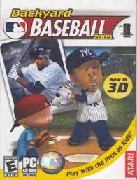 2003 Backyard Baseball Backyard Sports Games Giant Bomb