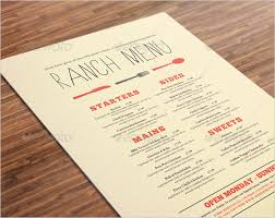 menu card templates u2013 43 free word psd pdf eps indesign