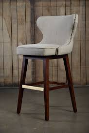 wooden bar stools with backs that swivel swivel bar stools backs cabinet hardware room comfort and style