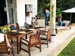 Gorgeous Ikea Patio Dining Set Outdoor Dining Furniture Ikea Outdoor Patio Furniture Stunning Outdoor Dining Set Outdoor