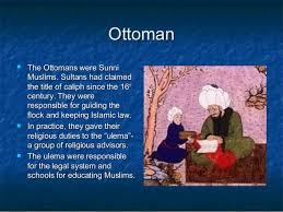 Who Are Ottomans Ottoman Safavid And Mughal Empires
