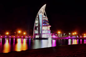 Port Canaveral Map Exploration Tower Port Canaveral Florida Beautiful