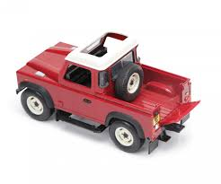 land rover britains 42707a2 42707 britains big farm land rover defender burgundy the