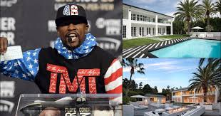 mayweather house look inside floyd mayweather u0027s new 25m mansion