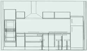 hauteur prise plan de travail cuisine hauteur prise plan de travail cuisine inspirational distance plan de
