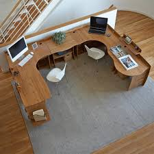 u shaped workstation desks 17 best u shaped desk designs images on pinterest desks home
