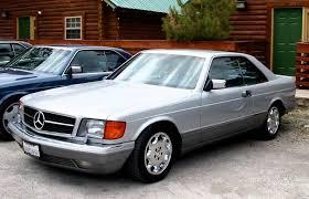 1986 mercedes 560 sec 1987 premium european imported cars mercedes 560sel bmw 735il