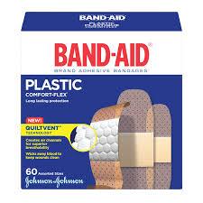 All Comfort Amazon Com Band Aid Brand Comfort Flex Plastic Adhesive Bandages