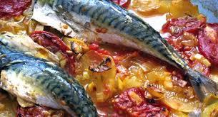 recettes de cuisine maquereaux au four à la méditerranéenne