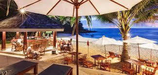 beach bar luxury beach resort thailand the surin phuket
