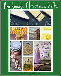lovely handmade christmas gifts diy building our story