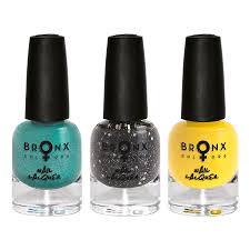 nail lacquer bronx colors