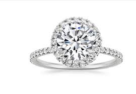 diamond ring 37 best engagement rings for every bride glamour
