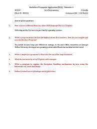 download advanced java programming theory assignment 1 docshare tips
