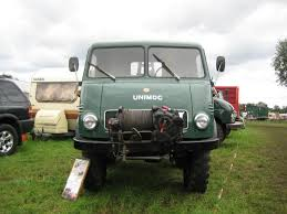 401 westfalia frog eye unimog